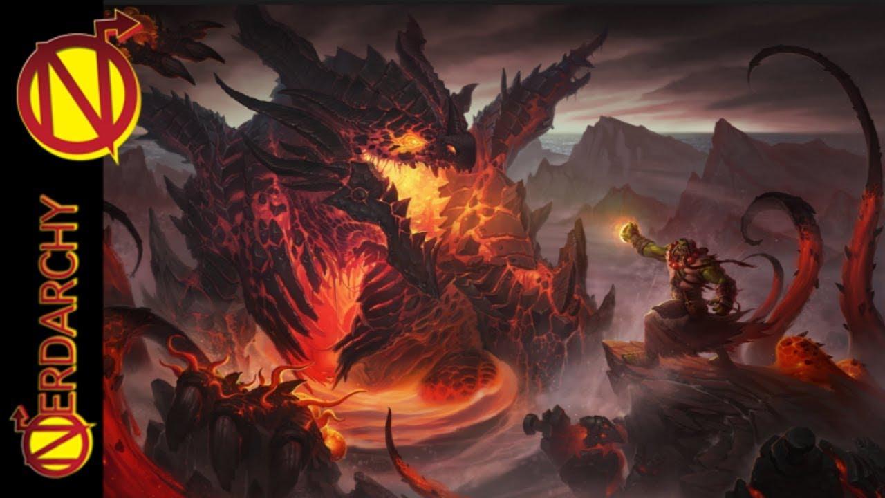 Warlocks Dragons: NEW Warlock Patron Comes From Dragon, Arch-Devil Tug-O-War