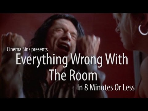 Everything Wrong With The Room In 8 Minutes Or Less
