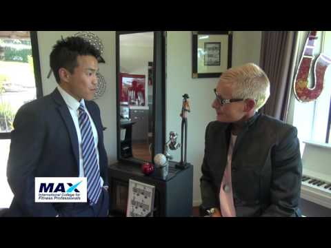 From accountant to owning a successful AT Home Bruce Lee Personal Training Studio - MAX Graduate