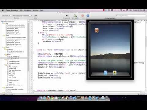 iOS Development Course Fall 2010 Lecture 25 - Archiving Data with NSCoding