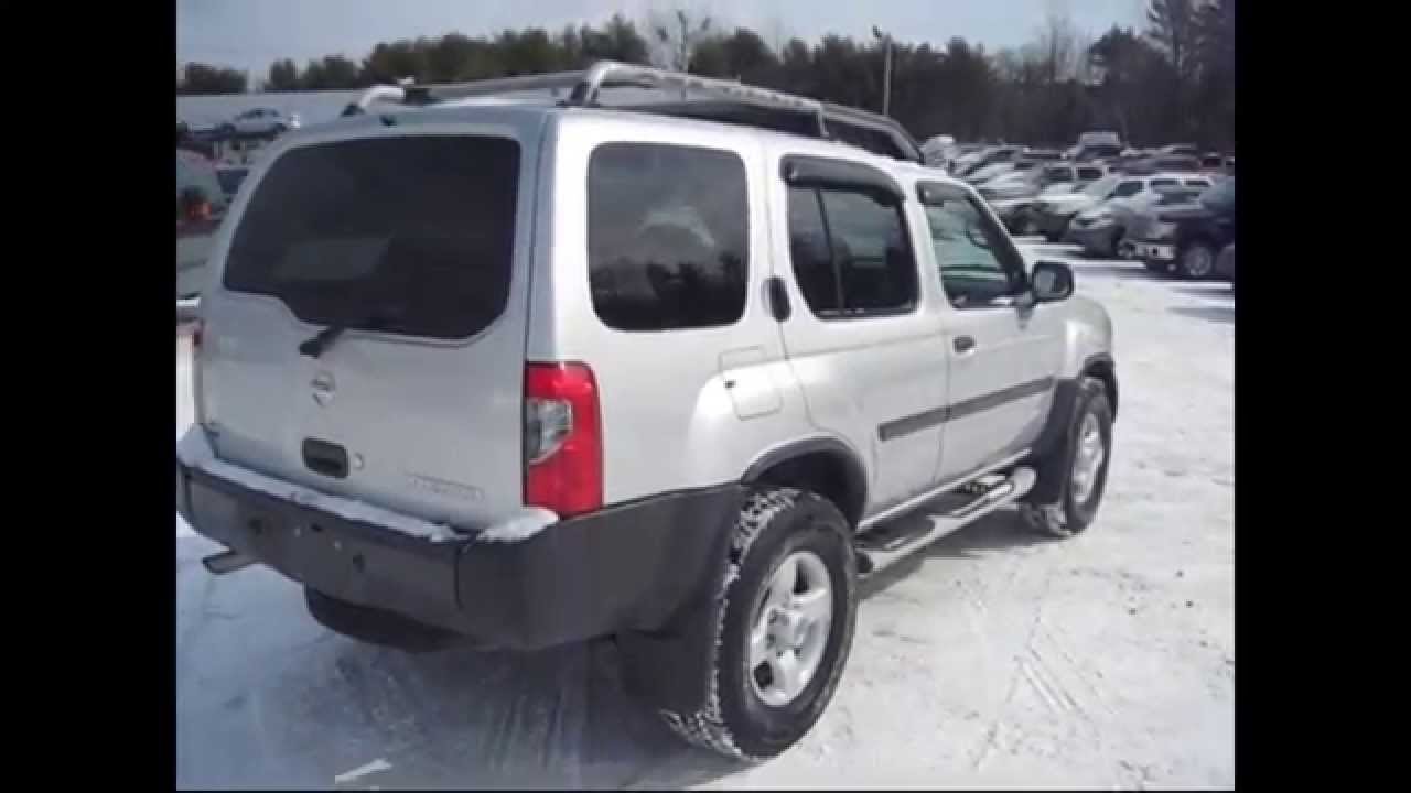 small resolution of 2004 nissan xterra xe 4wd