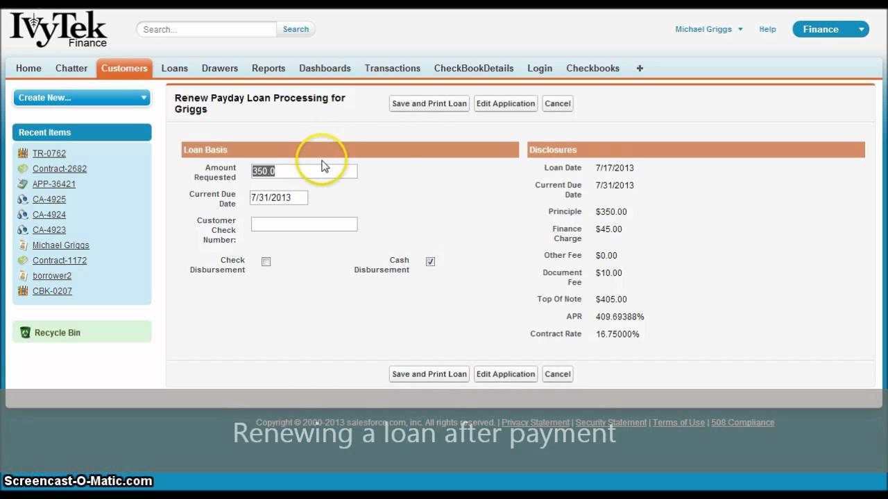 Loan Servicing Software