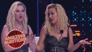 BEST All-Star Duets From American Idol 2021   Amazing Auditions