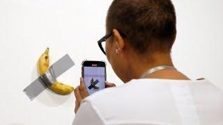 Art Basel Goes Bananas  - Fox News