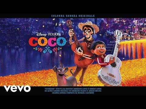 """Emiliano Coltorti, Charlotte Infussi D'Amico - Ricordami (Lullaby) (Di """"Coco""""/Audio Only)"""