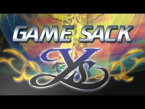 Game Sack  The Ys Series