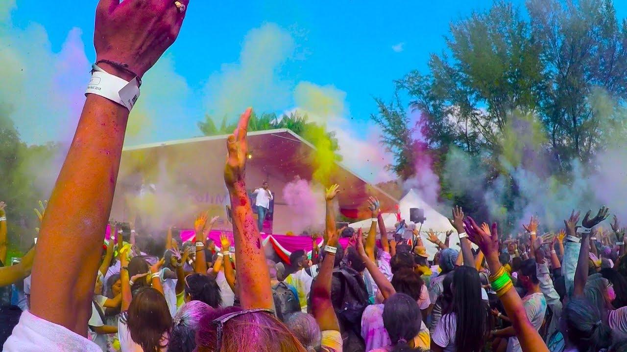 Holi Festival 2018: Dashing hues of Spring