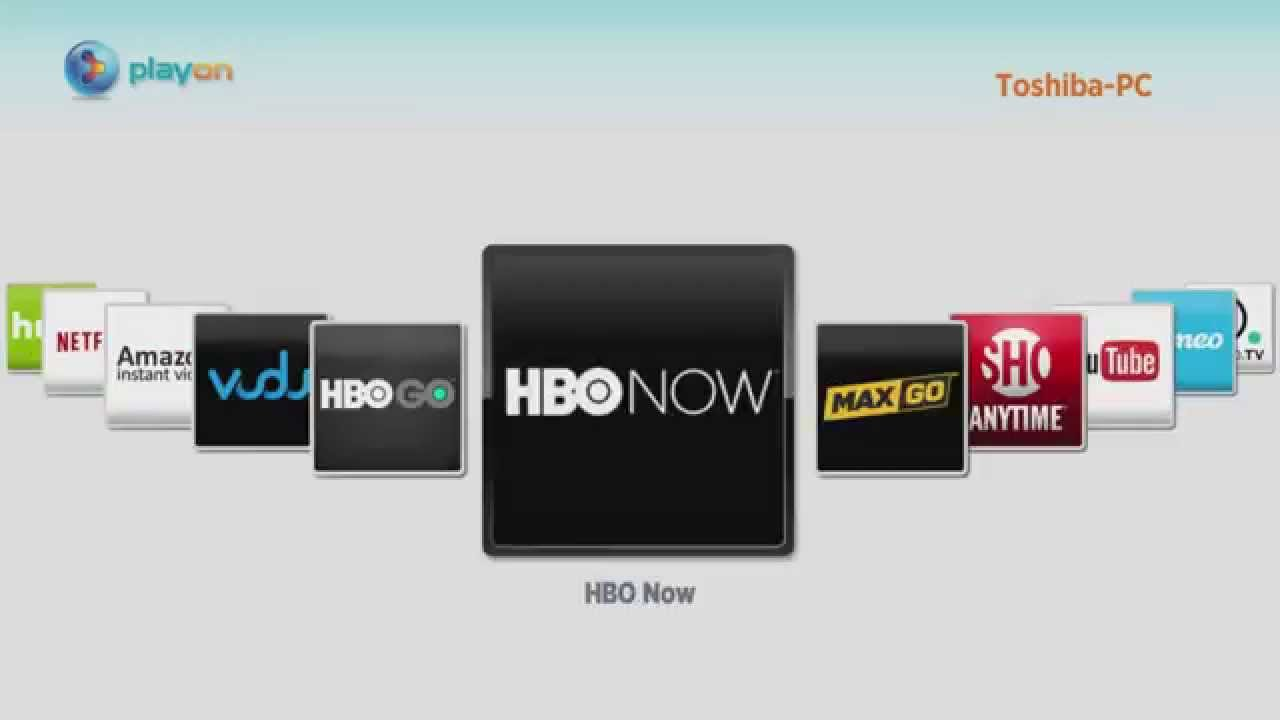 HBO Now on Roku with PlayOn