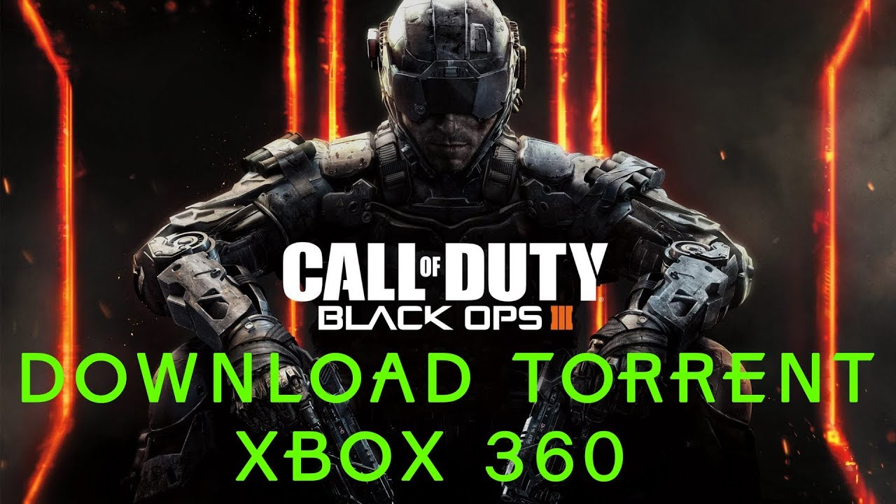 Call Of Duty Black Ops Iii Xbox 360 Lt Jtag Rgh Download Torrent