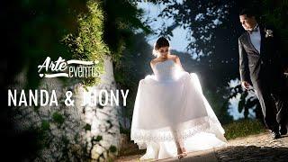 Arte Eventos - Matrimonio Nanda y Johnny