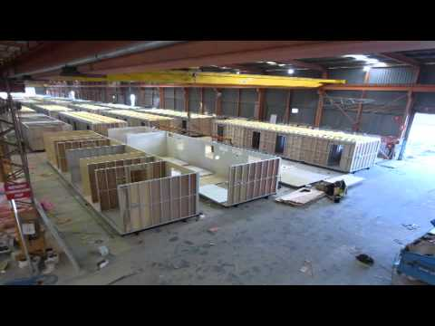 Ausco Modular - Our Manufacturing Process