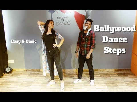 Bollywood dance steps , easy and basic steps for beginners , how to learn dance, wedding party steps