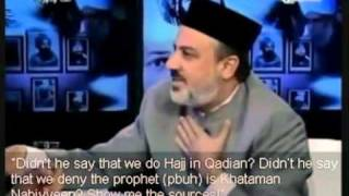 Mubahla Between Muhammad Sharif Sahab Ameer of Kababir with an Arab Sheikh {English Subtitles}.flv