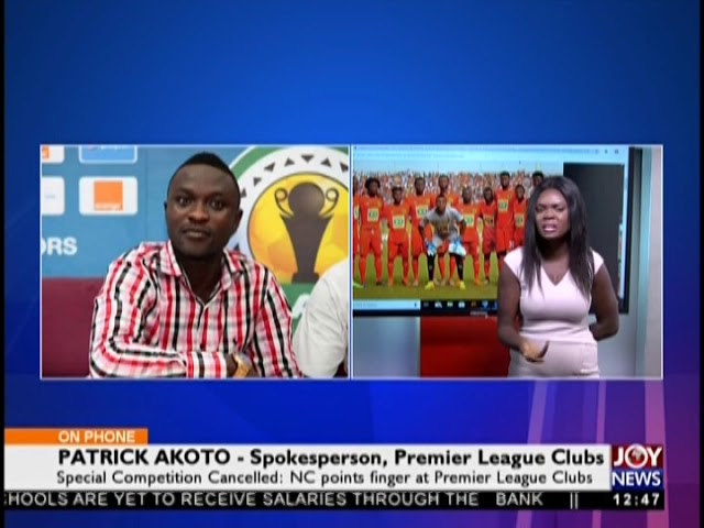 Joy Sports Today (12-2-19)