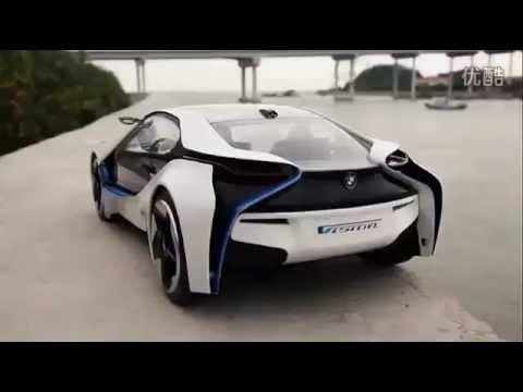 Licensed Bmw I8 Concept Vision Efficient Rc Car 1 14 Scale Remote