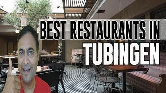 Best Restaurants and Places to Eat in Tubingen , Germany