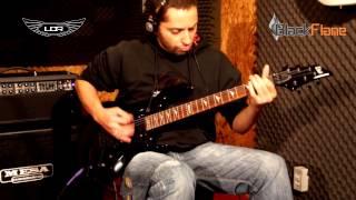 On The Backs of Angels - Dream Theater -  Captador Black Flame - LDR Pickups