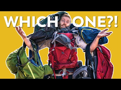 How to Choose a Backpack for Hiking and Backpacking