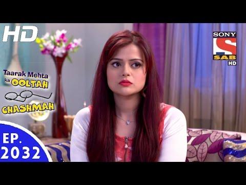Taarak Mehta Ka Ooltah Chashmah - तारक मेहता - Episode 2032 - 23rd September, 2016