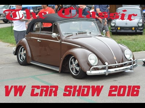 the classic 2016 vw car show Costa Mesa CA