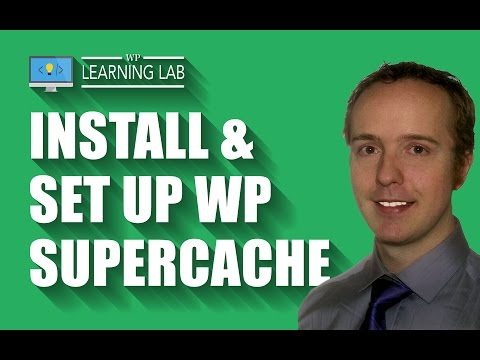 WP Super Cache Can Speed Up Your Site - Top WordPress Cache Plugins - 동영상