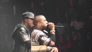 Jay-Z Kanye West Niggas In Paris Encore Live Montreal 2011 HD 1080P
