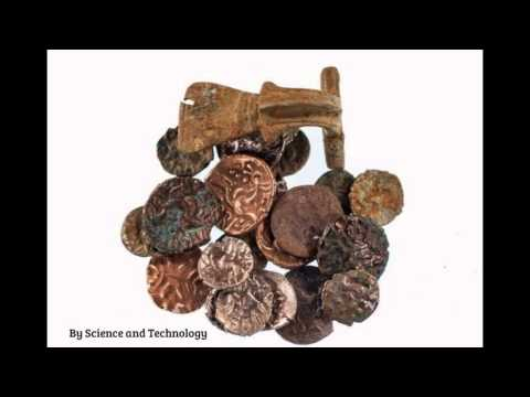 Iron Age coins found in a cave:Untouched for more than 2,000 years-News Science