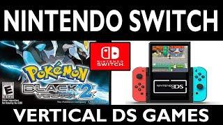 Pokémon Black & White 2 on NINTENDO SWITCH [ melonDS 0.7.1 Nintendo DS Emulator  ]