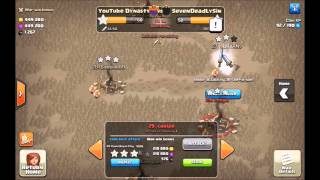 Gambar cover Timing mishaps! - Adam Plays Clash of Clans (vs SevenDeadLySin)