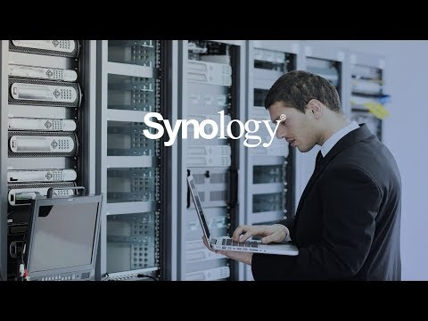 Synology - Webinar DSM 6.1 (deutsch) - Virtual Machine Manager