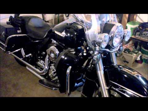Harley Davidson Motorcycle Death Wobble - YouTube