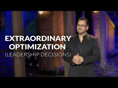 Making great decisions-Leadership Decisions with Coach Ron Kardashian with Dr. Lance Wallnau)