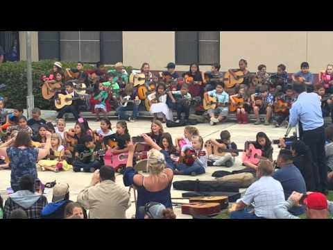 Valley Center primary guitar club