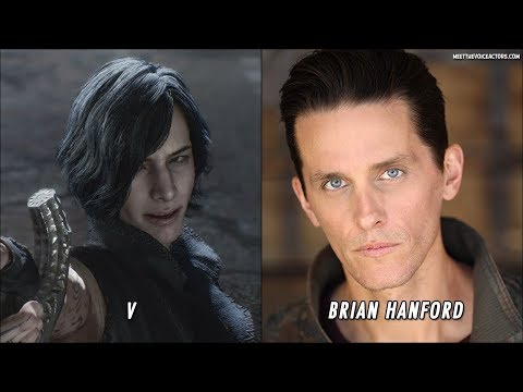 Devil May Cry 5 - Characters And Voice Actors thumbnail