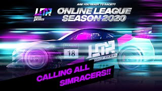 CALLING ALL SIMRACERS!! ARE YOU READY TO RACE?!!