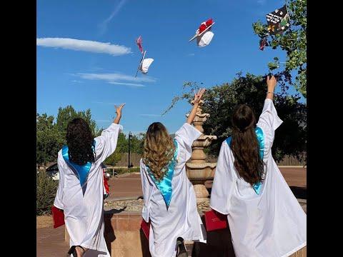 Bernalillo High School Class of 2020 Graduation