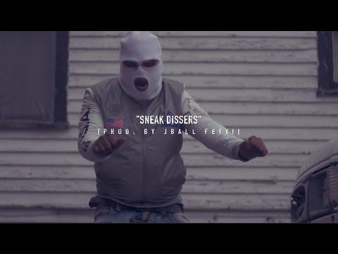 YBN Kenny 'Sneak Dissers' [Prod  By Ball Fetti]  (Official Video)