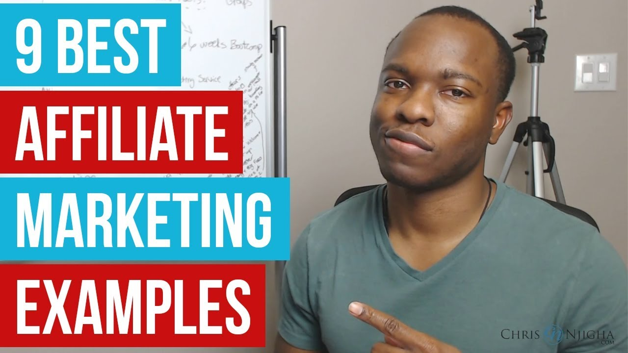 9 Best Affiliate Marketing Examples of Niches That Work On YouTube