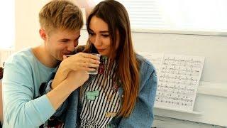 Как поцеловать парня ОЧЕНЬ ГОРЯЧО | Контрастный поцелуй | Уроки поцелуев