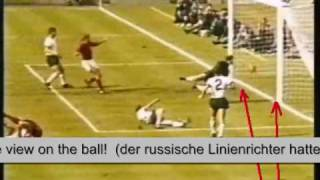 FIFA WC Final 1966 -The Truth- (Die Wahrheit)