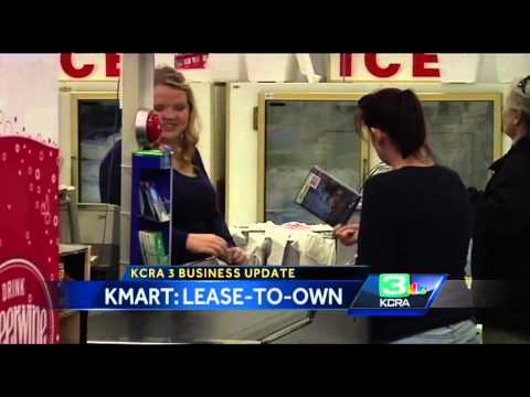 Business News: Kmart launches new lease-to-own program