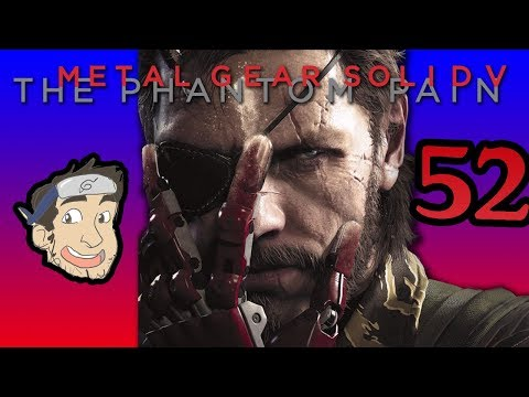 Metal Gear Solid 5 Phantom Pain - Part 52 - Saying Goodbye