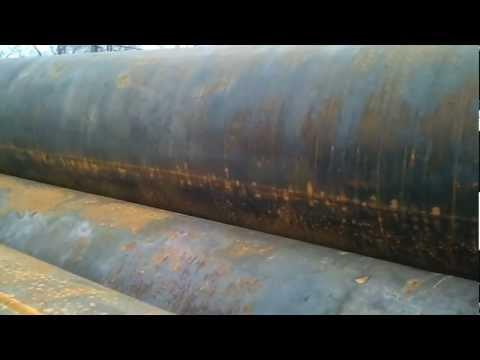 Труба 820х11 восстановленная