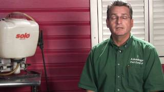 Pest Control : How to Kill Water Bugs