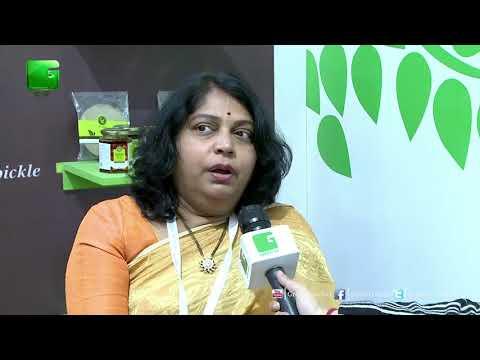 Padamaja Bhanu, MD- Terra Green Organic In Organic World Congress 2017 On Green TV