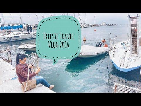 TRIESTE Travel Vlog 2016