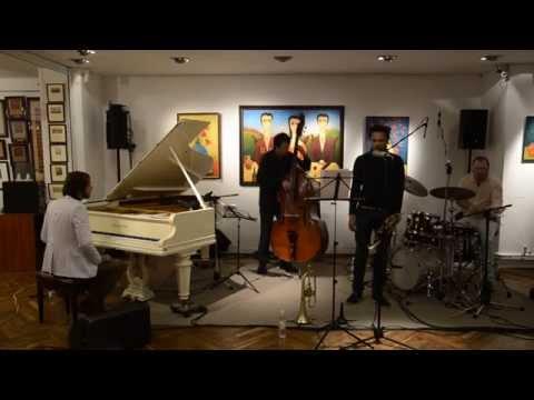 "Alexey Bogolyubov Quartet - ""Take the Coltrane"" Blues (D. Ellington)"
