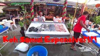 How Expensive Is Koh Samui, Thailand - Lamai Beach