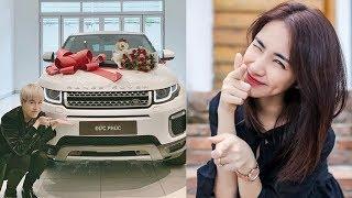 """Đức Phúc khoe siêu xe vừa tậu  sau 1 năm """"cày cuốc"""",Hòa Minzy vào phán 1 câu bất ngờ..!"""