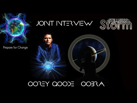 Corey Goode & Cobra Joint Interview - Call for Eclipse Mass Meditation